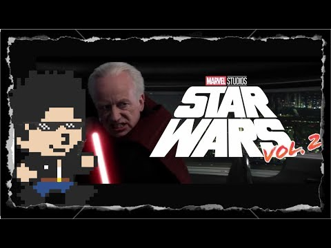 Star Wars Episode III (Guardians of the Galaxy Vol. 2 Style) | D.C.R. STUDIOS