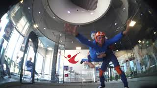 Indoor Skydiving - iFly Gold Coast by The Travel Tart