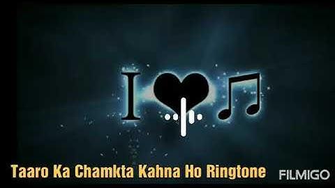 rab hasta hua rakhe tumko ringtone,new tik tok famous Ringtone har aaina Tumko dekhe Hindi song tone
