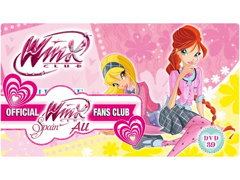 Menu Winx Club Season 6 [First DVD]