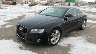 Ausfahrt.TV Tuning - Folge 08: 2011 Audi A5 Coupé Tuning inkl. Car Porn & Sound Check