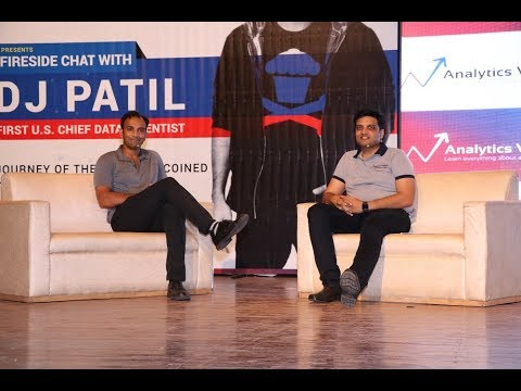 Fireside Chat with DJ Patil (Delhi NCR)