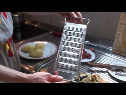 how to make a rösti (swiss traditional food)