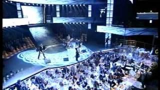 Le Vibrazioni - Ovunque andrò - live Sanremo 2005