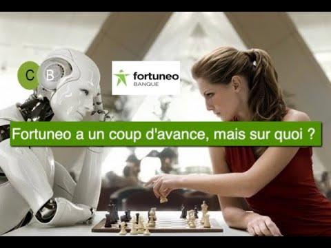Fortuneo, sur quoi cette banque a-t-elle un coup d'avance ?