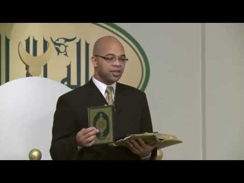Holy Quran: Raises the Dead to Life- Khutbah delivered by Imam Sultan Muhammad