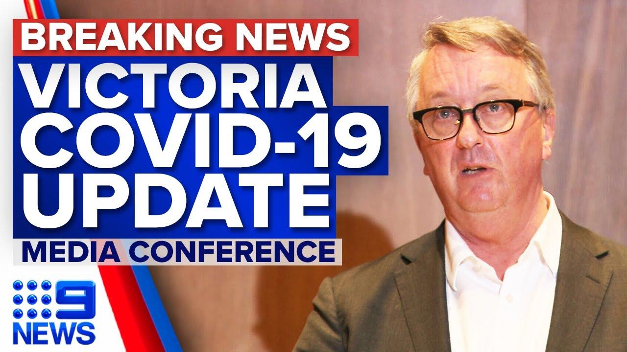 Victoria records 535 COVID19 cases one death  Coronavirus  9 News Australia