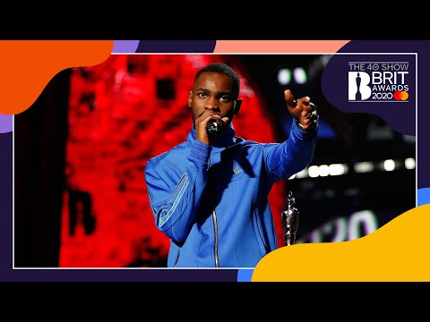 'Psychodrama' by Dave wins Mastercard British Album of the Year   The BRIT Awards 2020