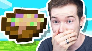 I Ate SUSPICIOUS STEW in Minecraft Hardcore!