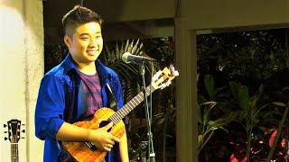 "EDEN KAI ""Late Night Shanty"" (Original) 'Ukulele Live TV Show Performance Hawaii World 2016 Best"