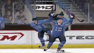 SUOMI RUOTSI OTTELU! | NHL 08