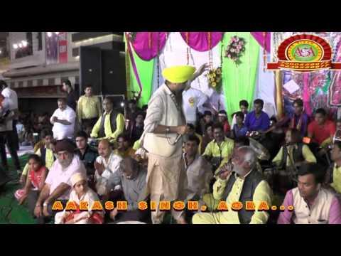 AAJ TERA JAGRATA MATA ~ Lakhbir Singh Lakha Live agra