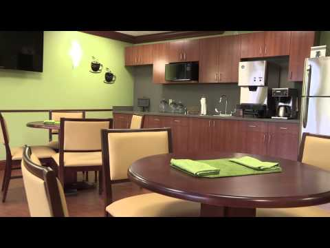 Sunrise Health and Rehabilitation Center VITAS Inpatient Hospice Unit Tour