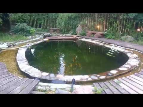 видео: Сделать бассейн на даче своими руками