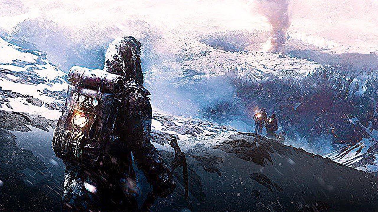 Frostpunk 2018 Game Wallpapers: FROSTPUNK Official Gameplay Trailer (Survival Game 2018