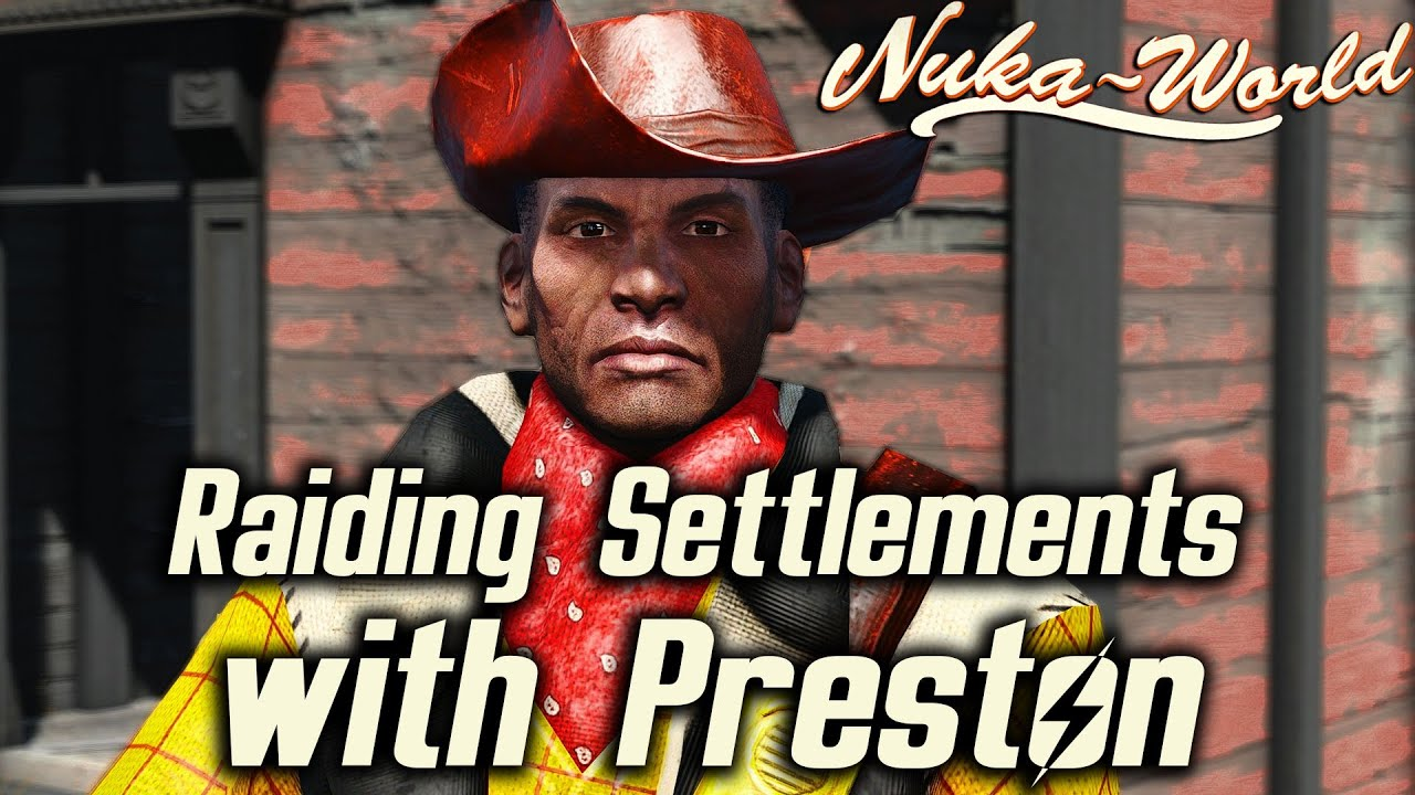 how to get preston garvey to like you again