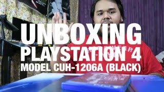 Unboxing Playstation 4 Model CUH-1206A (500GB) (Black) | The Kampung Nerd(Welcome to my first episode of The Kampung Nerd! Today I'll unboxing PS4 model CUH-1206A 500GB which I bought at Sony Center for 1549MYR. Like ..., 2016-03-03T09:05:42.000Z)