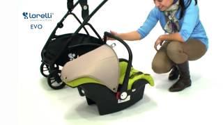 Бебешка количка   Lorelli   Combi Stroller EVO 2in1   цена от 4BABY BG(, 2015-03-07T16:46:02.000Z)