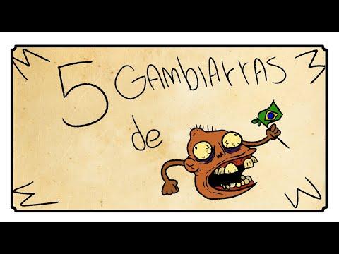 5 GAMBIARRAS DE BRASILEIRO