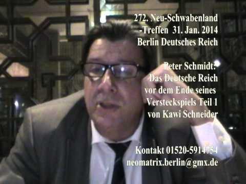 Schmidt Deutsches Reich am Ende seines Versteckspiels 1 Kawi Schneider 272. Neuschwabenlandtreffen