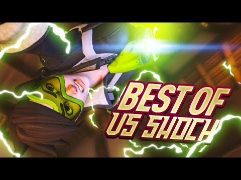 Houston Outlaws BEST OF VS SAN FRANCISCO SHOCK! (Overwatch Season 1 Highlights) thumbnail