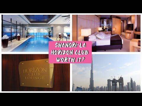 IS SHANGRI-LA HORIZON CLUB WORTH IT? - Shangri La Dubai Hotel Review