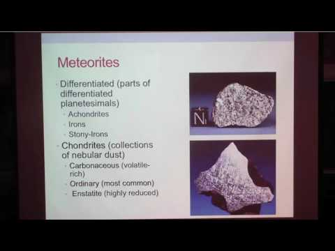 Bill White: Geochemistry 3 - Fundamentals of isotope geochemistry and insights into mantle evolution