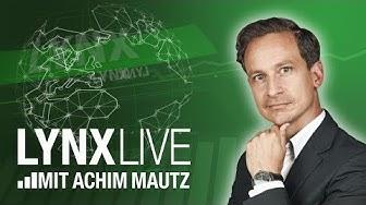 LYNX Live am 02.04.2020 Börse einfach, kurz direkt auf den Punkt gebracht + die Hot Stocks der Woche