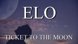 ELECTRIC LIGHT ORCHESTRA Ticket To The Moon 1080p