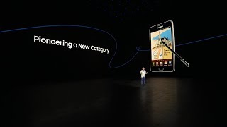 Samsung Galaxy Note 8 unveiled at 'Unpacked' news conference