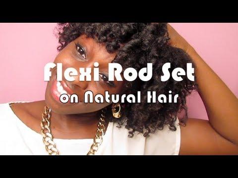 flexi rod set natural