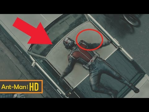 10 Hidden Mistakes You Missed in Ant Man...