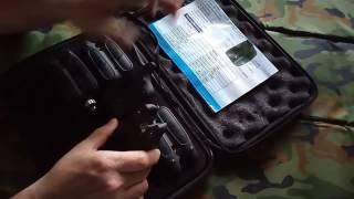 Видео обзор | Набор сигнализаторов поклёвки  RF-1118 4+1.
