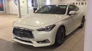 new 2017 infiniti q60 red sport 400 coupe 400hp