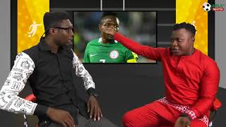 Coach Ogodor Advises Family Planning For Super Eagles On Felele Episode 34