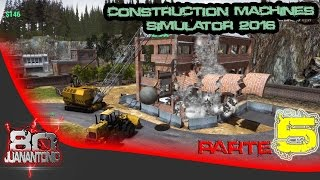 Construction Machines Simulator 2016 parte 6