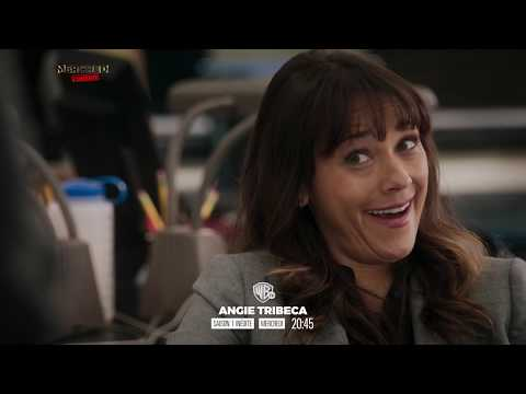 Angie Tribeca │Bande-annonce │Warner TV France