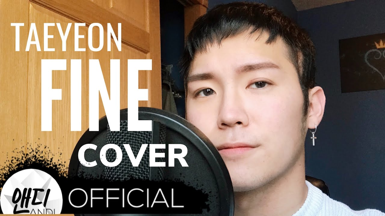 TAEYEON 'Fine' | Vocal Cover by Andi