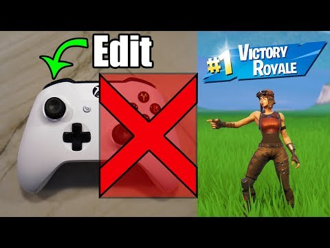 Win But HALF Controller + Mouse In Fortnite (very Easy)