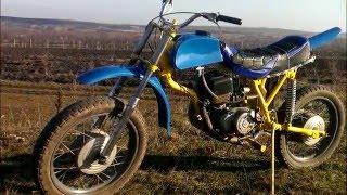 Самодельный Ендуро Мотоцикл. Enduro homemade motorcycle