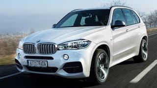 BMW X5 2014 M50d Test Drive AutoStrada.MD