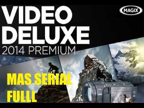 Descargar e Instalar Magix Video Deluxe 2014 Premium