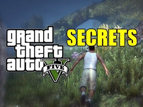 GTA 5 Secrets - Hidden Sunken Treasure ($12,000 Fast & Easy Money)