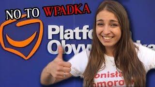 WPADKA Posłanki PO - Kinga Gajewska w Formie! | Daily News