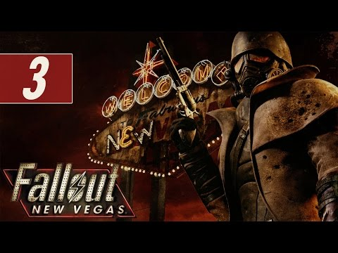 "Fallout: New Vegas - Let's Play - Part 3 - ""Wild Wasteland: Johnny Five-Aces"""