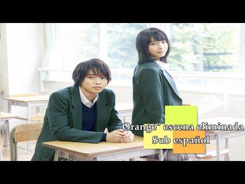 [Sub español] Orange escena eliminada I Yamazaki Kento