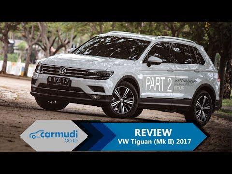 Vw Suv 2017 >> Review Volkswagen Tiguan 2017 Indonesia Turbo Adjustable