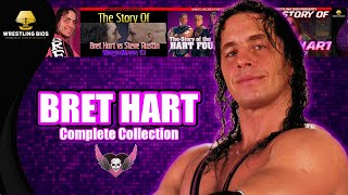The Complete Bret Hart Collection | Wrestling Bios
