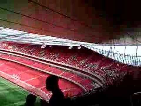 Welcome to Arsenal's new home, Emirates Stadium