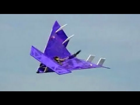 scratch build foam rc delta wing jet own design with. Black Bedroom Furniture Sets. Home Design Ideas